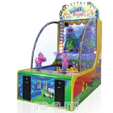 Современные детские игровые автоматы