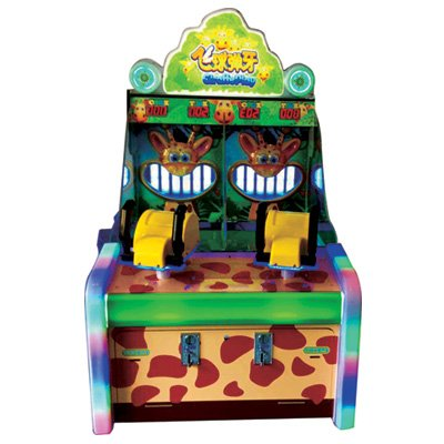 Giraffe Play Kid