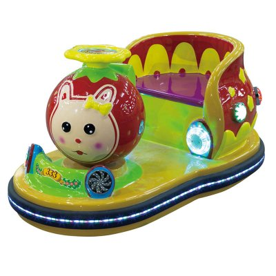 Fruit Wiggle Car