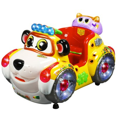 Jungle Baobao Car_animal