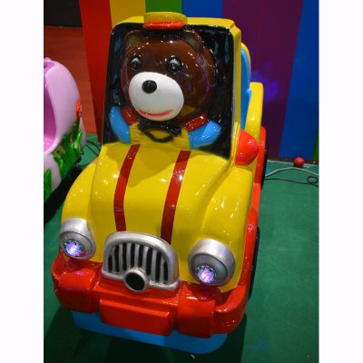 Bear Car kiddy ride